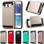 (002-110)เคสมือถือซัมซุง Case Samsung Galaxy J5 เคสนิ่มพื้นหลังพลาสติกมีช่องใส่การ์ด