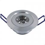 LED Downlight 1W - กลม