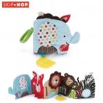 ST-SK108 หนังสือนิทานผ้า Skip Hop รุ่น Alphabet Zoo