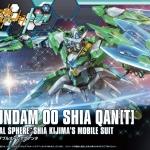 Gundam 00 Shia QAN[T] (HGBF)