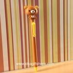 ปากกา ลาย Rilakkuma เวลากดปากกาน้องหมีจะหมุนค่ะ (ซื้อ 12 ชิ้น ราคาส่ง 75 บาท/ชิ้น)