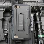 (002-153)เคสมือถือ Case Huawei G8 mini เคสสไตล์แอดเวนเจอร์กันกระแทกแบบพกพาเหน็บเอว