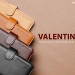 SPIGEN SGP : Leather Wallet Case Book Cover Style Valentinus Series for Apple iPhone 5