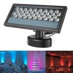 LED Wall washer 36W RGB/single
