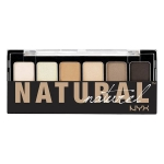 ++ พร้อมส่ง ++ NYX Natural Eye eyeshadow palette