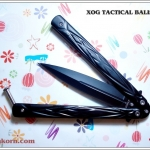 มีดBalisong TKBS 007US The XOG Tactical มีดควงซ๊อก