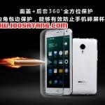 (395-040)เคสมือถือเม่ยจู Case Meizu MX4 เคสนิ่มใสสไตล์ฝาพับรุ่นพิเศษกันกระแทกกันรอยขีดข่วน