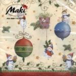 SLGW-005501 แนพกิ้น33 Christmas