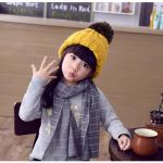 หมวกสีเหลือง หนานุ่ม มีขนสีขาวด้านใน อุ่น น่ารักมากค่ะ ประมาณ 3-8ปี (รอบศรีษะ 28x20cm)