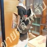 ตุ๊กตาโมเดลญี่ปุ่น ชุดกิโมโน(งานเ้ก่า)