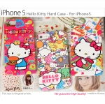 Hello Kitty : Genuine Hard Case for iPhone 5