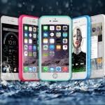 (003-006)เคสมือถือไอโฟน case iphone 5/5s/SE เคสนิ่มขอบสี+ฝาหน้าเคสกระจกนิรภัยกันรอยกันกระแทกรุ่นกันน้ำ