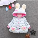 เสื้อกันหนาว หูกระต่าย หนานุ่ม น่ารักมากค่ะ