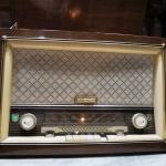 วิทยุหลอดphilips jupiterปี1956 รหัส15659tr