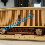 วิทยุหลอดgrundig type87c ปี1957 รหัส81257tr1