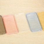 (436-134)เคสมือถือไอโฟน Case iPhone 6Plus/6S Plus เคสนิ่มใสขอบเพชรสวยหรู