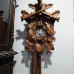 นาฬิกากุ๊กกู3ถ่วง1วัน รหัส211059kc