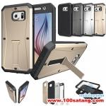 (002-050)เคสมือถือซัมซุง Case Samsung S6 เคสไอเฟลซิลเวอร์โกลด์