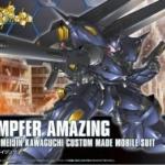 HGBF 1/144 Kampfer Amazing
