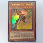 YMP-EN092 : The Six Samurai - Zanji / Six Warmen - Zanji (Ultra Rare) - Used
