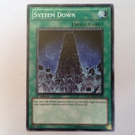 RYMP-EN079 : System Down (Common) - Used