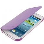 Case เคส Pure ColorSamsung Galaxy Grand Duos (i9082) (Purple)