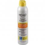 NO-AD Prevent & Brighten Anti-Aging Body Moisturizer Spray with Sunscreen, SPF 15, 6.5 fl oz