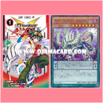Yu-Gi-Oh! ARC-V Vol.1 [YA01-JP] + YA01-JP001 : Odd-Eyes Phantom Dragon (Ultra Rare)