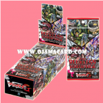 G Technical Booster 1 : The RECKLESS RAMPAGE (VG-G-TCB01) - Booster Box