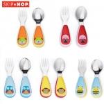 ST-SK001 ชุดช้อนส้อม Skip Hop