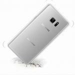 (436-109)เคสมือถือซัมซุง Case Samsung Galaxy Note7 เคสนิ่มใสกันรอยนิ้วมือ