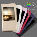 (390-019)เคสมือถือ Case Huawei G7 Plus เคสพลาสติกสไตล์ฝาพับเปิดข้างโชว์หน้าจอ