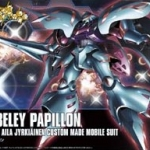 HGBF 1/144 Qubeley Papillon