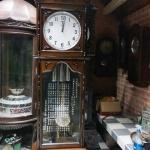 นาฬิกาตั้งพื้นmauthe 3ถ่วงรหัส 15859fc2