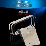 (025-034)เคสมือถือซัมซุง Case Mega 6.3 เคสกรอบโลหะพื้นหลังอะคริลิคทูโทน