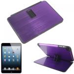 Metal Brushed iPad mini (Purple)
