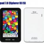 เปลี่ยนทัชสกรีน Gpad Explorer 3