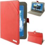 Case เคส Denim Samsung Galaxy Note 10.1 (N8000)(Red)