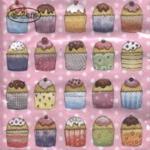 แนพกิ้น 33x33 Kitchen Cake 361330