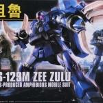 HGUC (132) 1/144 Zee Zulu [Daban]