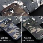(385-102)เคสมือถือ Case Xiaomi Redmi Note2 เคสกันกระแทกแบบหลายชั้นลายพรางทหาร