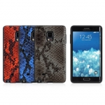 Snake Patterned Case Card Pocket Storage For Galaxy Note Edge
