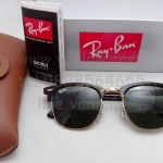 Rayban RB 3016 clubmaster <ลายกระ>