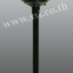 โคมไฟปักดิน,โคมฝังพื้น SL-12-3902-BK