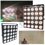 LED Matrix Blinder (25x10W RGB 3in1 LED)