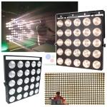 LED Matrix Blinder (25x10W RGB 3in1 LED)