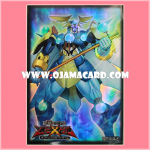 Yu-Gi-Oh! ZEXAL OCG Duelist Card Protector / Sleeve - Number 73 : Abyss Splash / Numbers 73: Abyss Splash, the Roaring Waterfall Deity [Used] x2