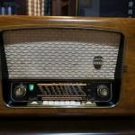วิทยุหลอด AEG Radios Allg.: 3074WU ปี1954รหัส181258tr
