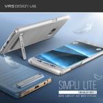 Verus : Simpli Lite Shockproof Slim Bumper Cover Case For Galaxy Note 7