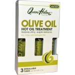 Queen Helene, Hot Oil Treatment, Olive Oil, 3 Tubes, 1 fl oz (30 ml)